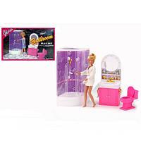 """Мебель Gloria """"Ванная комната с душевой кабинкой"""" 98020"""
