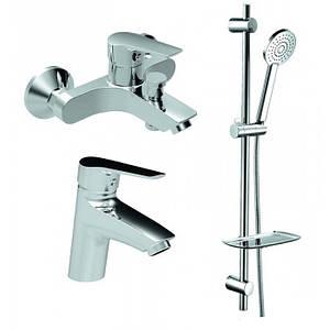 Комплект змішувачів для ванни Koller Pool TN0200+TN0100+TN010 Австрія
