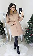 Модное кашемировое пальто Норма