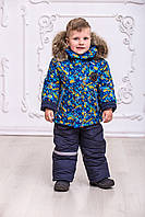 Костюм зимний для мальчика, фото 1
