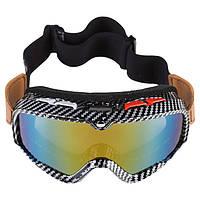 Очки лыжные M0002  зеркалка