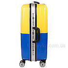 Оригинальный пластиковый чемодан на колесиках SS5105513, фото 8
