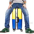 Оригинальный пластиковый чемодан на колесиках SS5105513, фото 2