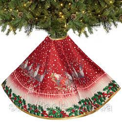 Коврик-юбка под елку 70*70 см