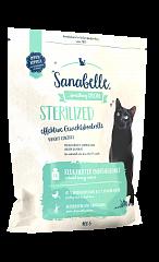 Корм Sanabelle Sterilized Санабель Стерілайзд для стерилізованих кішок 10 кг