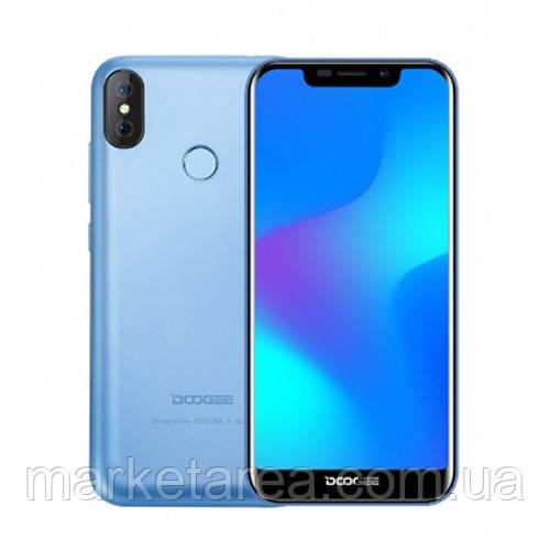 Телефон Doogee X70 blue