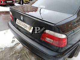 """Спойлер BMW 5 E39 1995-2003 """"Лип"""" (стеклопластик) """"Orticar"""", под покраску"""