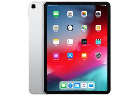 "Apple iPad Pro 11"" 2018 Wi-Fi 512GB Silver, фото 2"