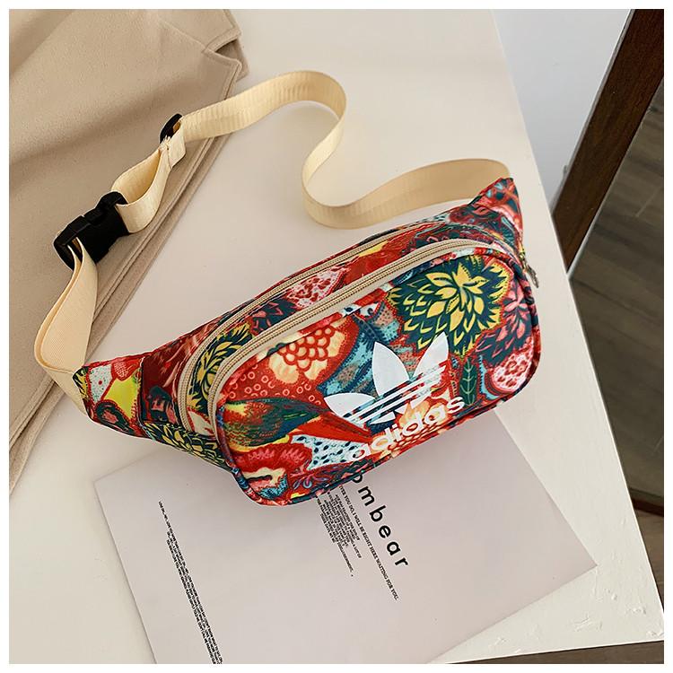 Женская поясная сумка, бананка adidas originals