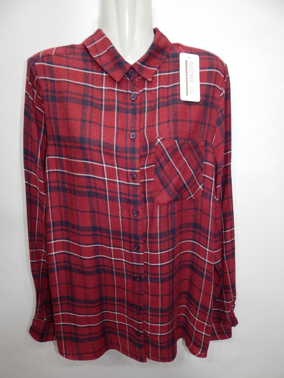 Рубашка фирменная женская NEW LOOK WOMEN 50-52 р.031бж