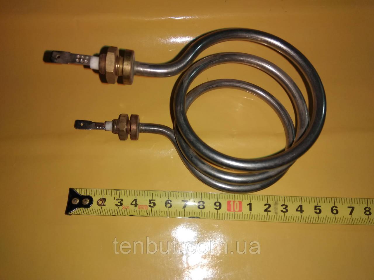 ТЭН для кулера из нержавеющей стали 220 В. / 450 Вт./ штуцер Ø 10 мм. производитель Турция SANAL