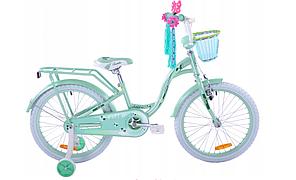 "Детский велосипед LILLY  20 "" mint, фото 2"