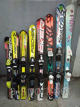 Дитячі гірські лижі оптом, 8 пар по 900 грн