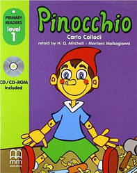 Primary Readers 1 Pinocchio with CD-ROM