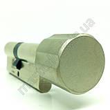 Циліндр ABUS M12R 75мм 35-40 (30-10-35) ключ-тумблер, фото 4
