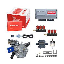 Комплект YOTA RED 6ц. (редуктор Nordic , форс.Valtek) +Filter+Gls
