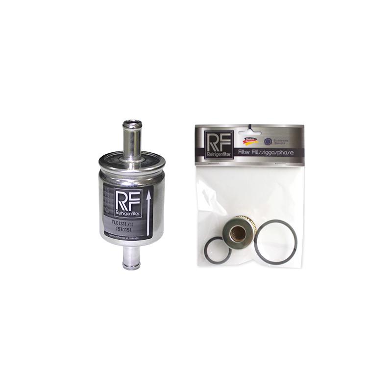 Фильтр паровой фазы 12x12 + Вкладыш в редуктор Tomasetto усиленный с резинками Reinigenfiltr
