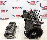 Блок двигателя ГБЦ (мотор на запчасти) Mercedes Vito 639 Вито