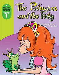 Primary Readers 1 Princess and the Frog with CD-ROM