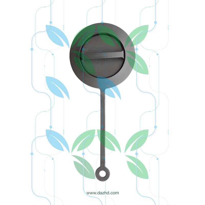 Заглушка ВЗУ (пластик) Ø10 мм ДДД