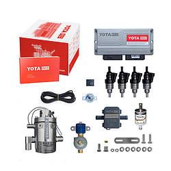 К-кт YOTA RED 4 (ред. Magic Compact, форс. CONCORD)+Filter+Gls + Gas Valve