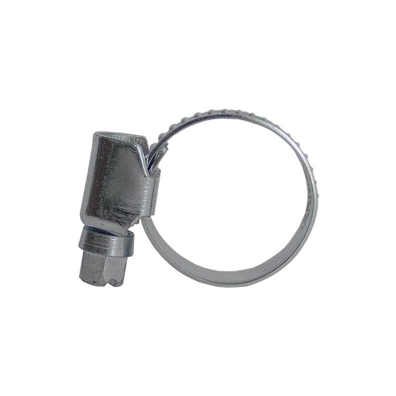 Хомут червячный не перфорированный APRO 16-25 mm (50шт)
