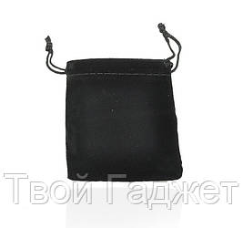 Мешочек подарочный велюровый на завязках 9см*7см (Цена за упаковку 20 шт)