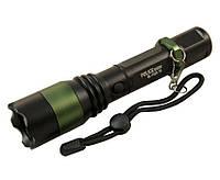 Фонарь тактический, ручной фонарик POLICE BL-2804-T6 10000W