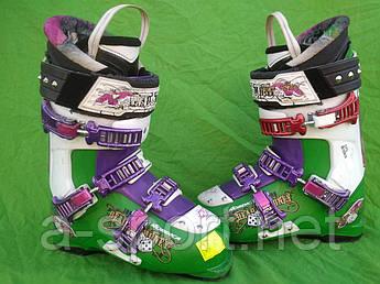 Гірськолижні черевики Nordica dead money 26.5 см