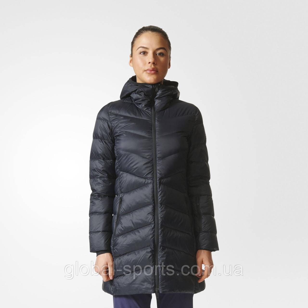Женский пуховик Adidas Outdoor NUVIC(Артикул:BS0985)