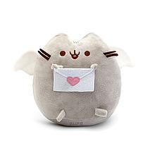Мягкая игрушка Pusheen cat 2Life с письмом Gray (n-67)