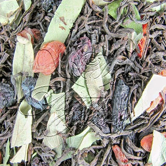Чорний чай  «Небесна веселка», 50 г