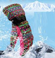 Перчатки лыжные, сноубордические. Разные цвета