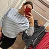 Шикарный свитер, рельефная машинная вязка. Размер: 42-46. Цвета разные. (065), фото 3