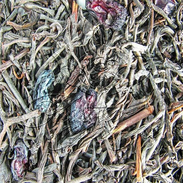 Чорний чай «Перша зустріч»