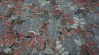 """Ткань ангора-софт """"Листья осени"""", фото 1"""