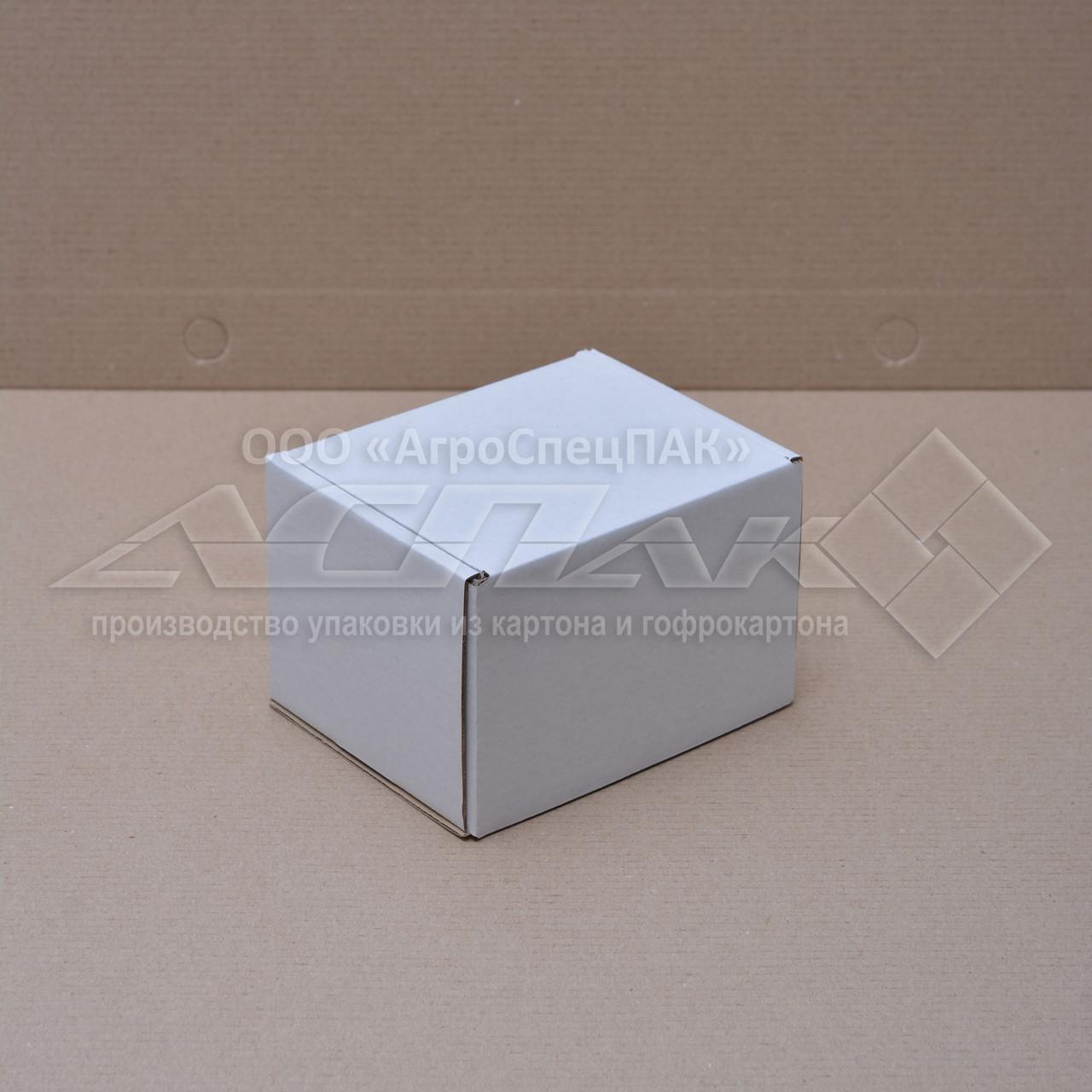 Картонные коробки для чашек 115*100*85 белые