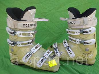 Гірськолижні черевики Rossignol kiara 25 см