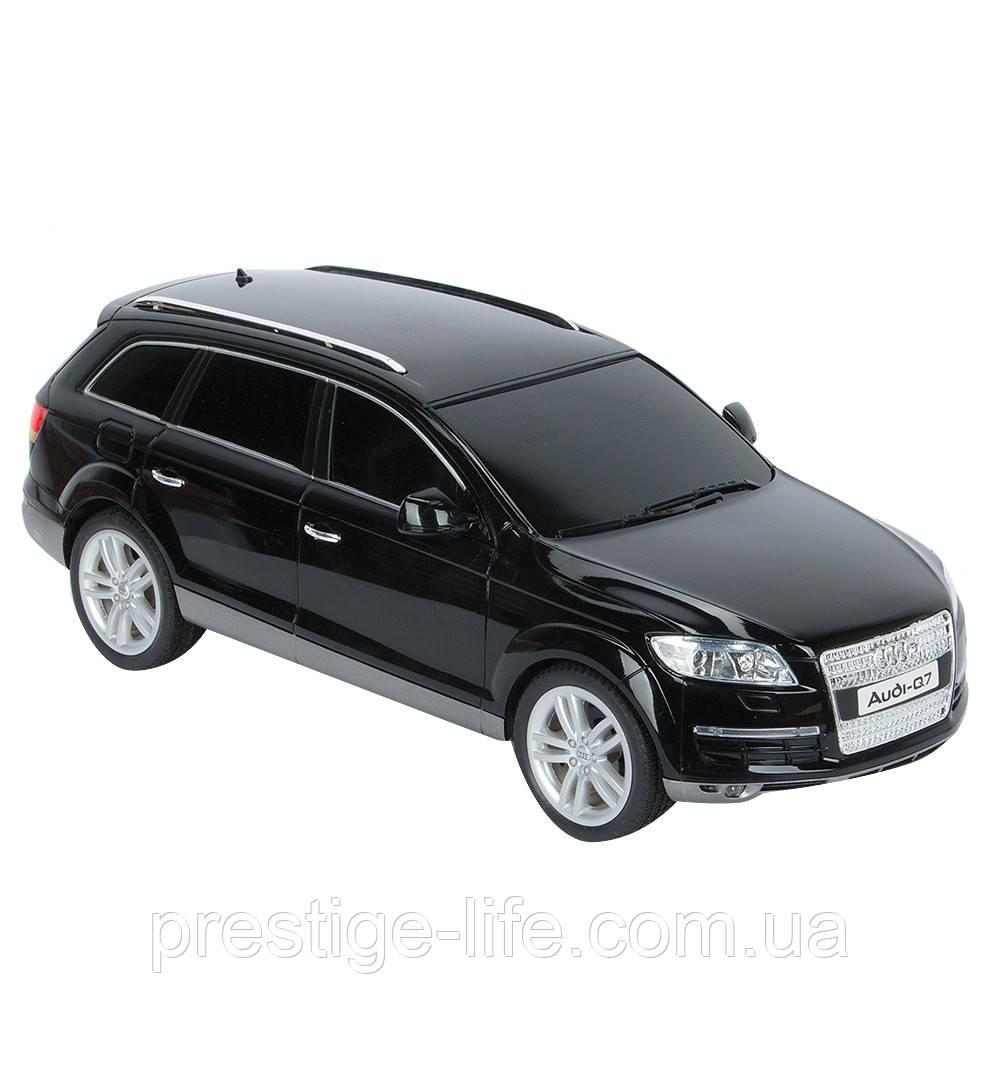 Автомобиль на радиоуправлении GK Audi-Q7 - 38*12см. 866-1201B Черный