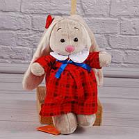 """Мягкая игрушка зайка """"Кнопа"""", плюшевая игрушка заяц, игрушка зайчик, фото 1"""