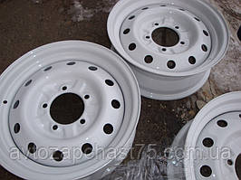 Колёсные диски Кременчугского завода