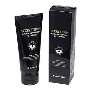 Маска-пленка от черных точек Secret Skin Black Head Cleaning Peel-Off Pack 100ml (УЦЕНКА: мятая упаковка)