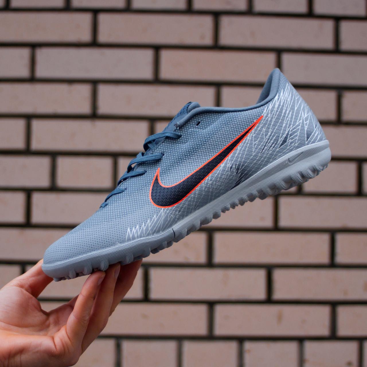 Сороконожки Nike Mercurial VaporX XII Academy TF (40 размер)