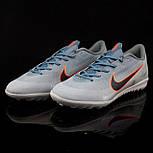 Сороконожки Nike Mercurial VaporX XII Academy TF (40 размер), фото 3