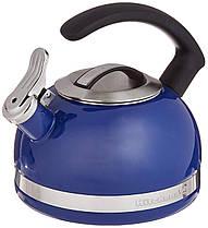 Чайник KitchenAid KTEN20CBDB 2.0-Quart Kettle with C Handle and Trim Band - Doulton Blue