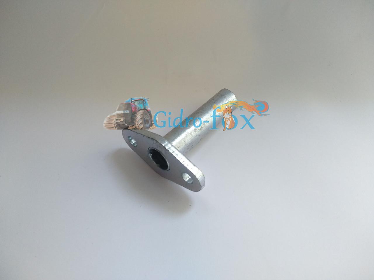 Трубка сливная МТЗ, ЮМЗ (Д-245, Д-240, Д-65) отвода масла ТКР-6, ТКР-7Н-2А Кт.Н. 245-1118030-В