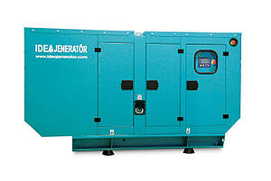 Дизельный генератор 24 кВт IDEA JENERATOR IDJ35D (ТУРЦИЯ)