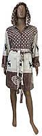 Халат женский махровый, фото 1
