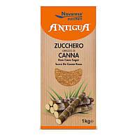 Сахар тростниковый Novarese Zuccheri Antigua Zucchero Grezzo di Canna, 1 кг (Италия)