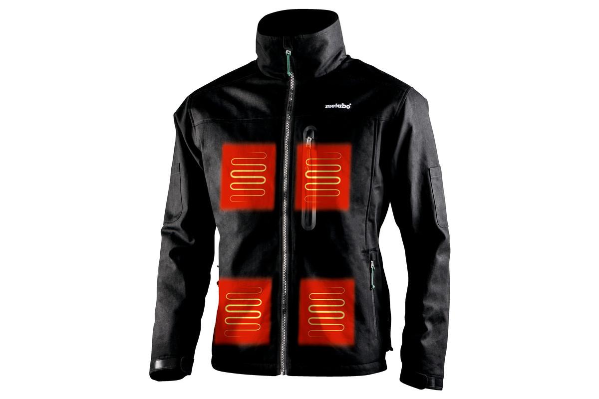 Куртка Metabo HJA 14.4-18 с подогревом